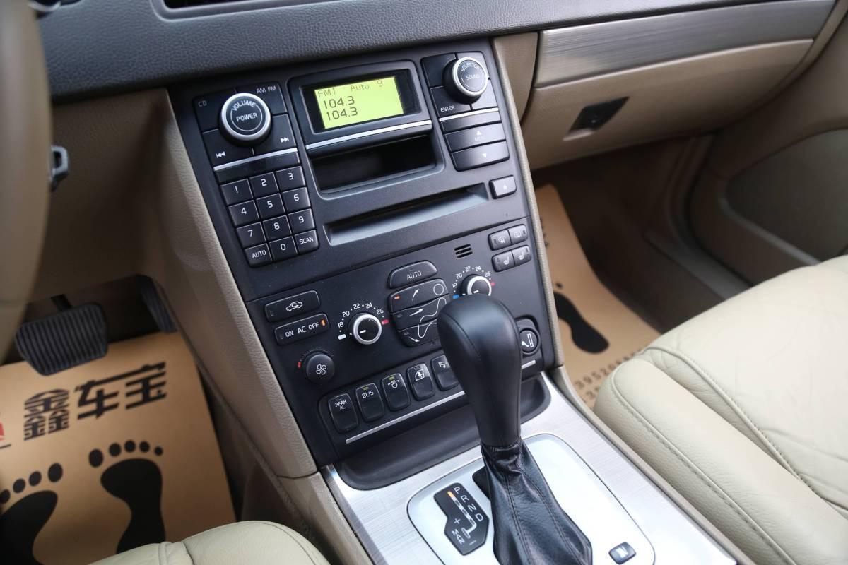 沃尔沃 XC90  2010款 2.5T 手动一体图片