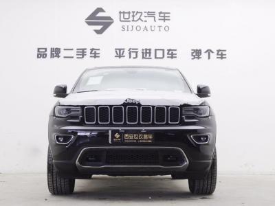 2019年4月  2017款 Jeep 大?#20449;?#22522;  3.6L 中东
