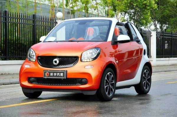 Smart Fortwo  Cabrio 1.0 激情版