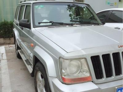 Jeep Jeep2500  2004款 2.5L 手动
