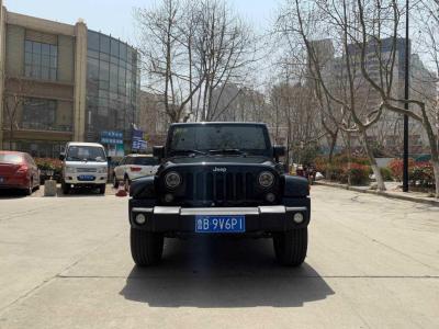 2014年6月 Jeep 牧马人(进口) 3.0L 四门图片