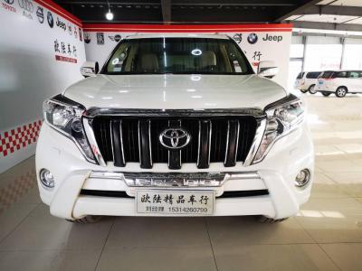 豐田 普拉多  2014款 2.7L 豪華版