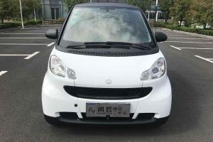 2012年4月 Smart Fortwo coupe 1.0 MHD 新年特别版