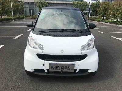 Smart图片 Fortwo coupe 1.0 MHD 新年特别版