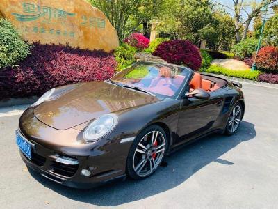 2010年6月 保时捷 911  Turbo 3.8T图片