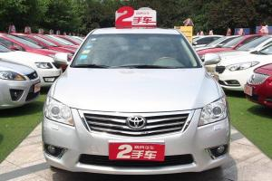 2011年3月 丰田 凯美瑞 2.4 240G 豪华型周年纪念版图片
