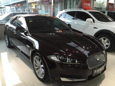 捷豹 XF  3.0T V6 SC 风华版图片