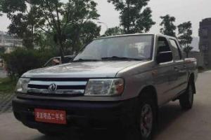 2011年8月 日产 D22皮卡 2.5T 两驱柴油高级型