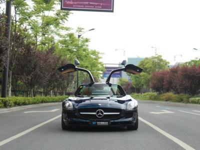 2013年7月 奔驰 奔驰SLS级AMG SLS AMG图片