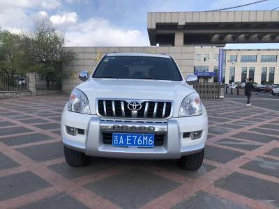 丰田 普拉多  2006款 4.0L ?#36828;疺X