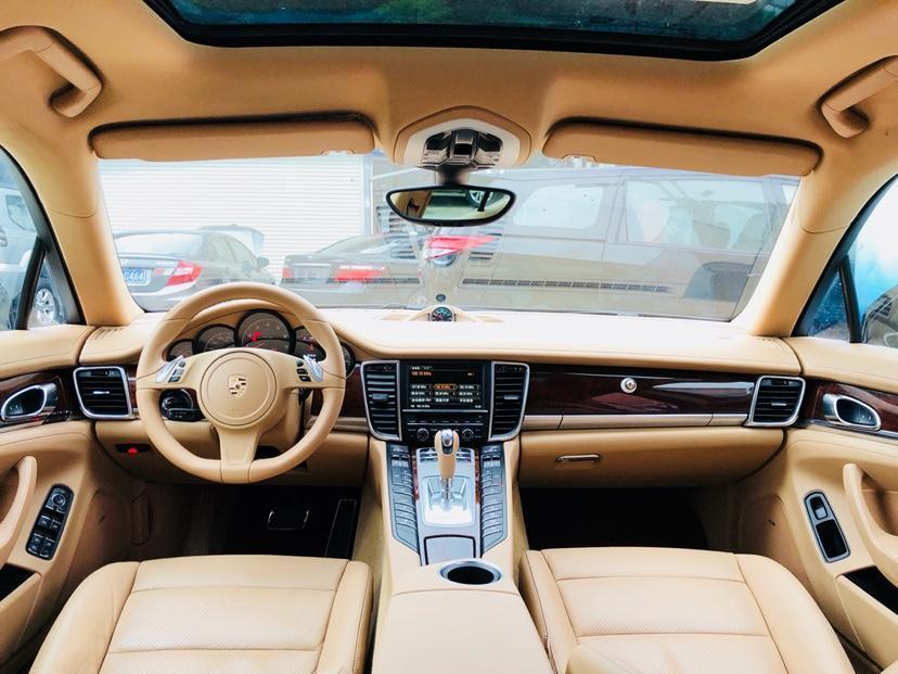 保时捷 Panamera  2010款 3.6L图片