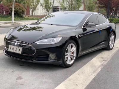 2014年11月 特斯拉 Model S  Model S 85图片