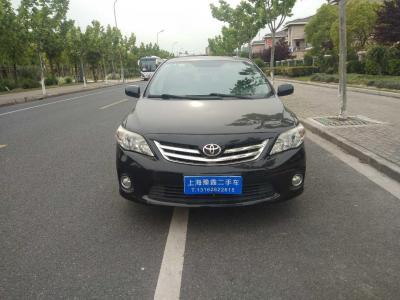 豐田 卡羅拉  2011款 1.6L 手動 GL天窗版
