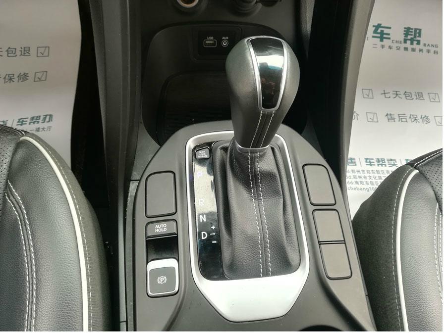 现代 胜达  2017款 2.4L 自动两驱智能型 5座图片