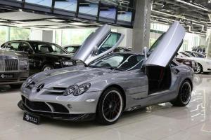 奔驰 SLR级  SLR 5.4T V8