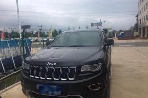 2014年1月 Jeep 大切诺基 3.6 旗舰尊崇版图片