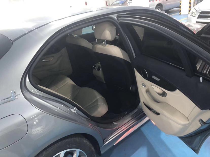 奔驰 奔驰C级  2016款 C 180 L 运动型图片