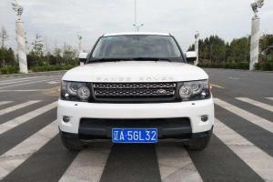 2013年5月 路虎 揽胜运动版 3.0T TDV6 柴油版