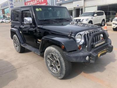 Jeep 牧马人  2013款 3.6L Sahara 两门版?#35745;?/>                         <div class=