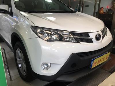 丰田 RAV4  2013款 2.0L CVT都市版图片