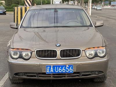 2005年1月 宝马 宝马7系(进口) 730Li 3.0L图片