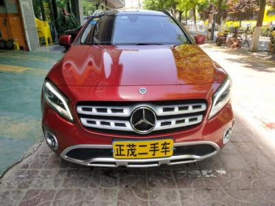 奔馳 奔馳GLA  2017款 GLA 220 4MATIC 時尚型