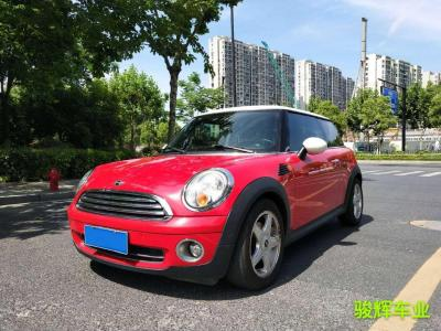 2011年7月 MINI MINI  1.6L COOPER Excitement图片