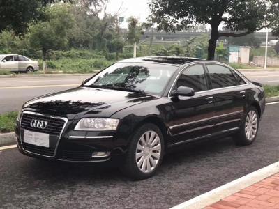 2009年10月 奥迪 奥迪A8(进口) A8L 4.2 FSI quattro 尊贵型图片