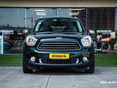 MINI COUNTRYMAN  2011款 1.6L COOPER Fun圖片