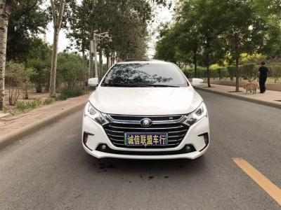 2018年7月 比亚迪 秦 EV300 尊贵型图片