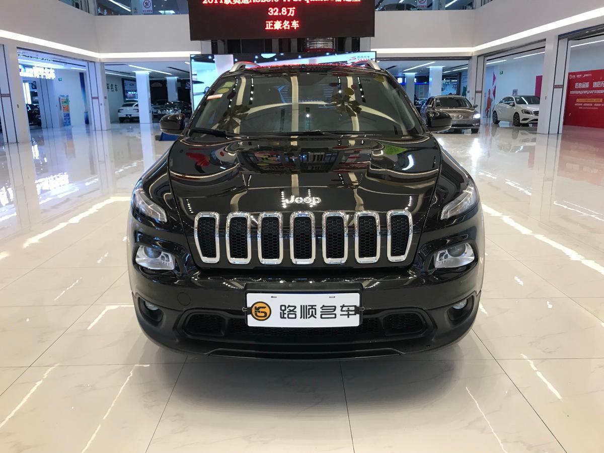 Jeep 自由光  2016款 2.4L 领先版图片