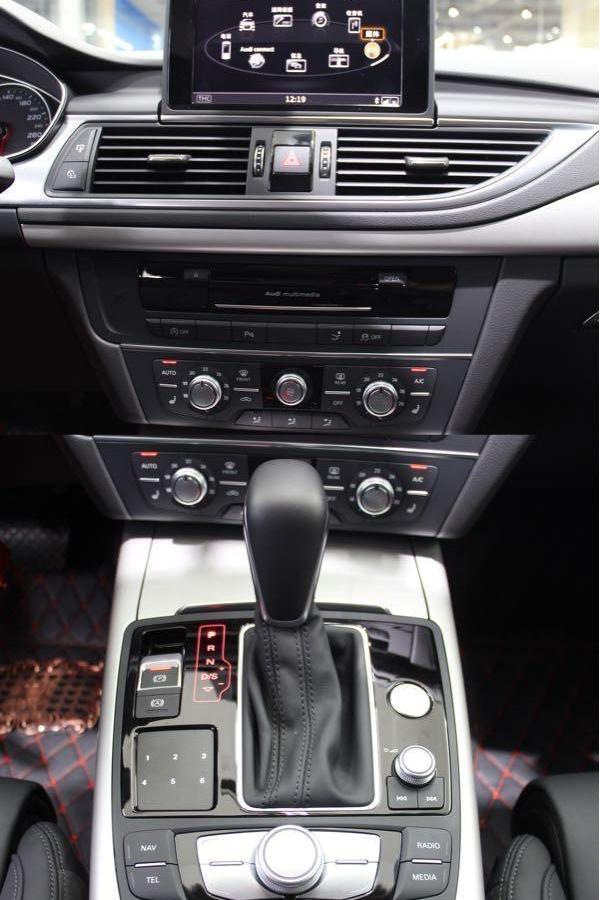 奥迪 奥迪A7  A7 2.0T FSI 40 TFSI 技术型图片