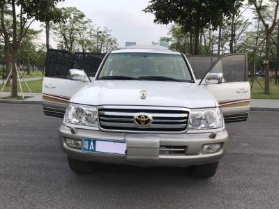 2005年11月 丰田 兰德酷路泽(进口) 4500图片