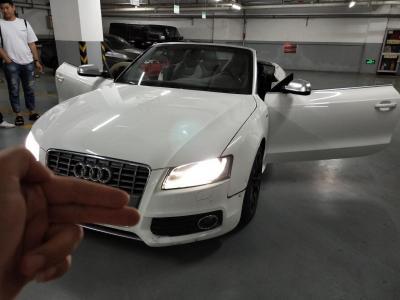 2011年4月 奥迪 奥迪S5(进口) S5 3.0T Cabriolet图片