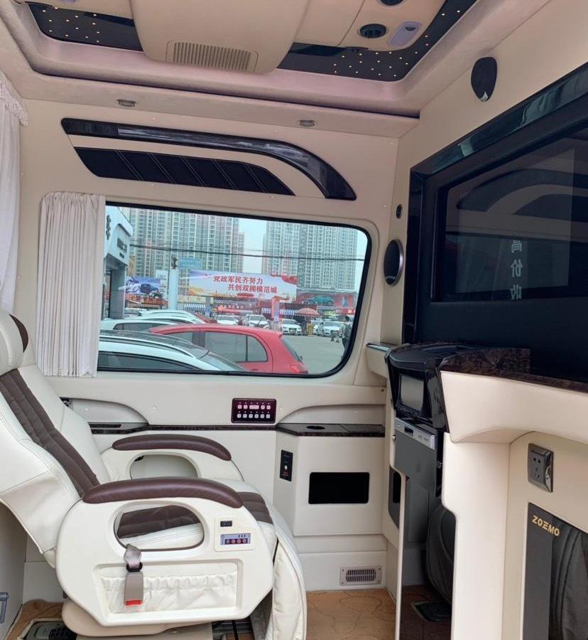 奔馳 奔馳Sprinter  2009款 增配版圖片