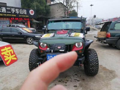 2009年5月 Jeep 牧马人 3.8 四门版
