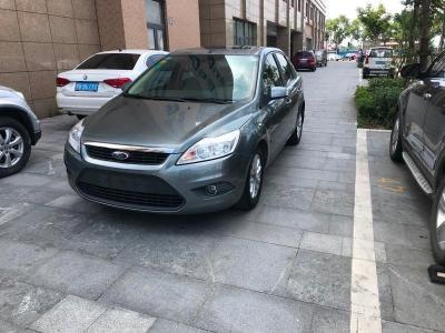 2012年5月 福特 福克斯 三厢 1.8L 自动豪华型图片