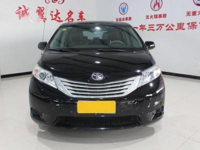 2011年12月 丰田 塞纳(进口) 2.7L 两驱自动型图片