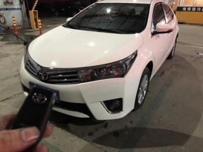 丰田 卡罗拉 1.6L CVT GL-i炫酷版图片