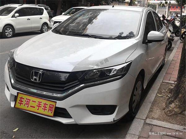 【汕头】2017年9月本田歌瑞试驾自动档北汽威旺m20白色图片