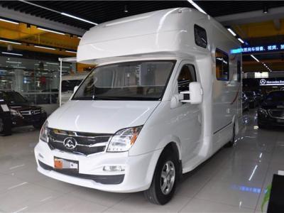 2018年6月  2018款 上汽大通RV80 2.5T柴油 AMT C型旅居房车 图片