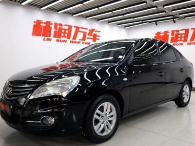 现代 悦动  2011款 1.6L 自动舒适型