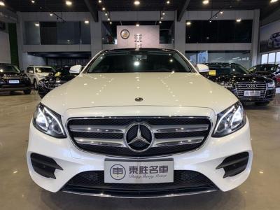 奔驰 奔驰E级  2017款 E 300 L 运动豪华型?#35745;?/>                         <div class=