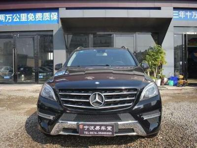 2014年1月 奔馳 ML級  ML400 3.0T 4MATIC 動感型圖片
