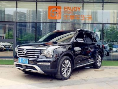 2018年5月 廣汽傳祺 GS8  320T 兩驅豪華智聯版圖片
