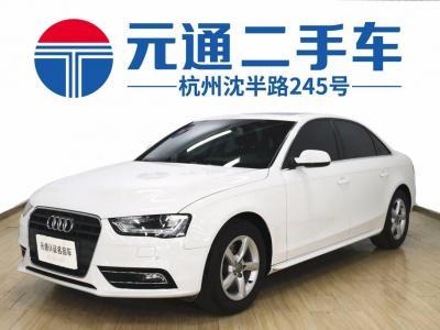 Audi Audi A4L  2013款 35 TFSI 自动标准型