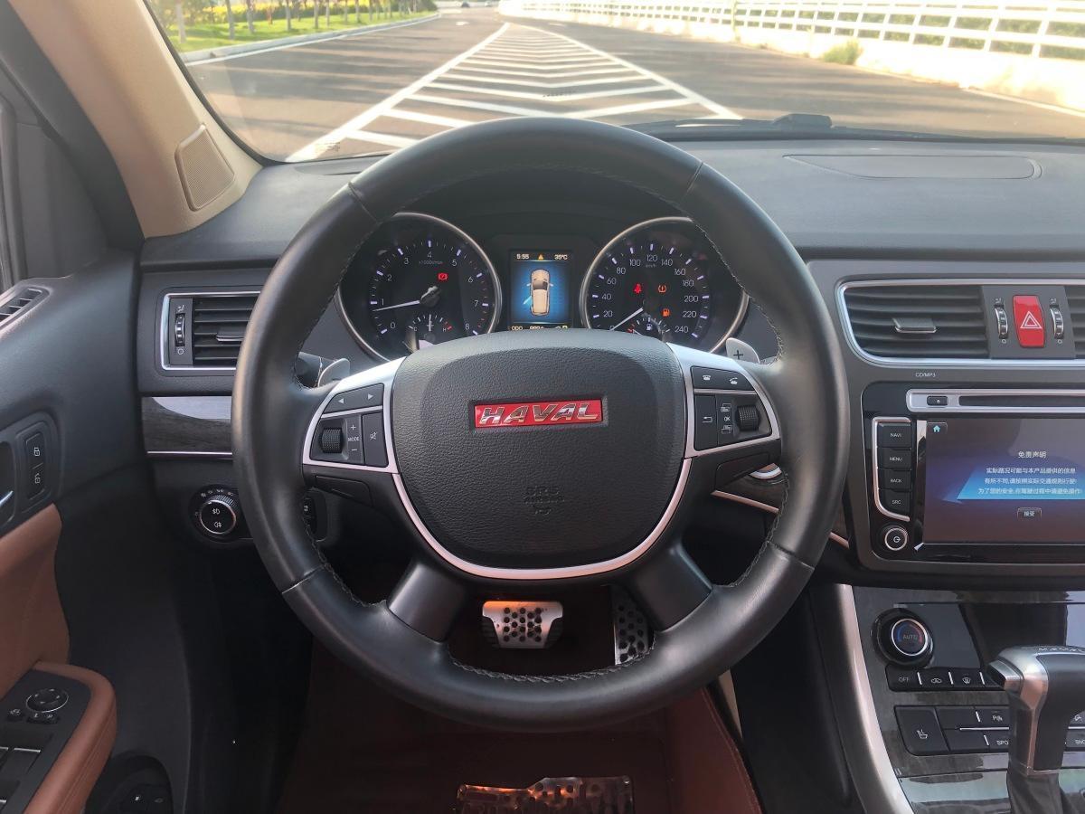 哈弗 H8  2015款 2.0T 两驱精英型图片