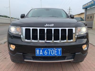 2012年6月 Jeep 大?#20449;?#22522;  3.6L 旗舰尊崇版图片