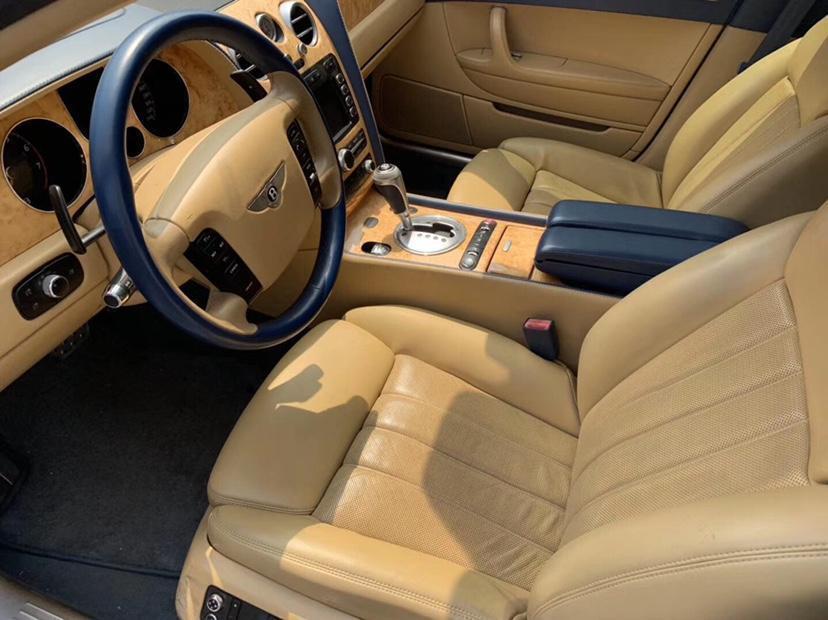 宾利 飞驰  2005款 6.0T 标准型图片