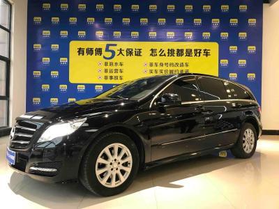 奔驰 奔驰R级  2014款 R 400 4MATIC 商务型
